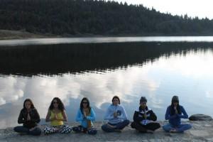 Meditacion Laguna Mucubaji grupo 2015